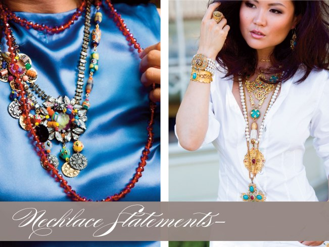 Necklace-Statments